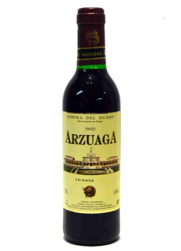 Arzuaga  37.5 cl.