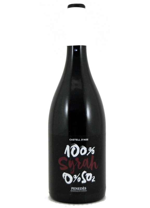 Castell D'Age - 100% Syrah