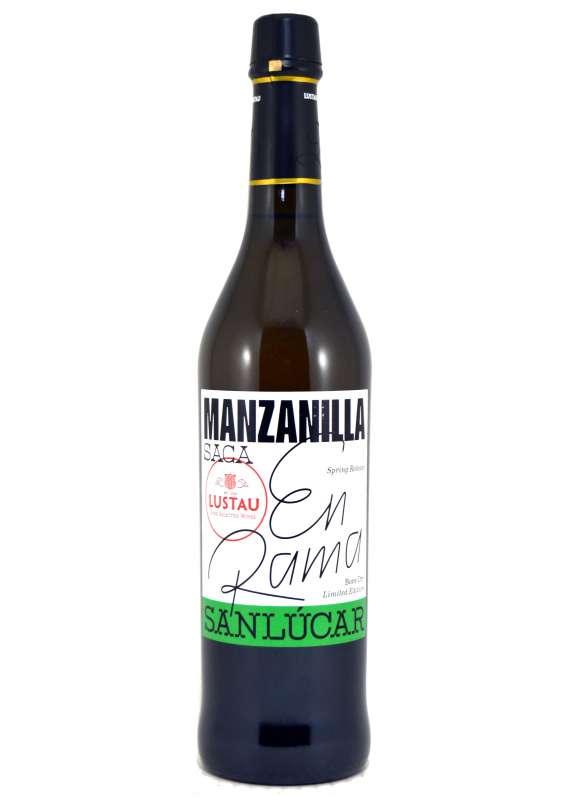 Manzanilla 3 En Rama Lustau