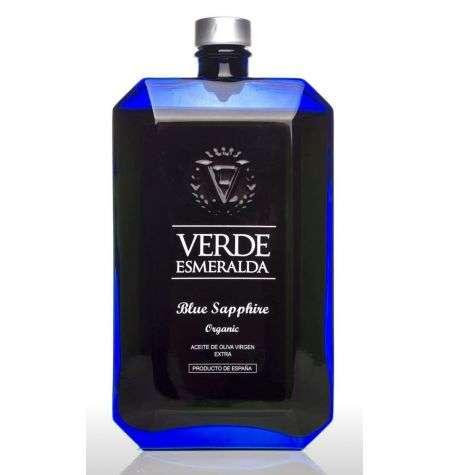 Verde Esmeralda, Blue Sapphire Organic