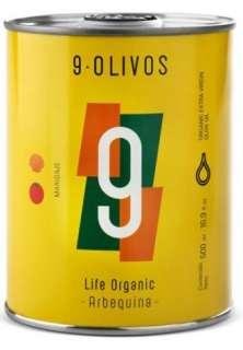 Oliwa z oliwek 9-Olivos, Arbequina