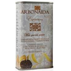 Oliwa z oliwek Arbonaida, Esencias Tedeum