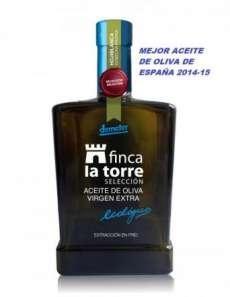 Oliwa z oliwek Finca la Torre