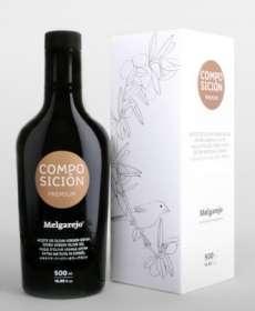 Oliwa z oliwek Melgarejo, Premium Composición
