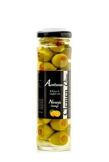 Oliwki Clemen, Olives-Naranja
