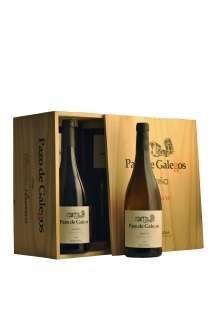 Wino białe Albariño Barrica