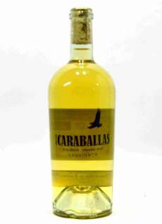 Wino białe Caraballas Sauvgnon Blanc