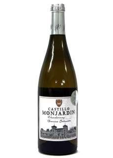 Wino białe Castillo Monjardín Chardonnay Fermentado en Barrica