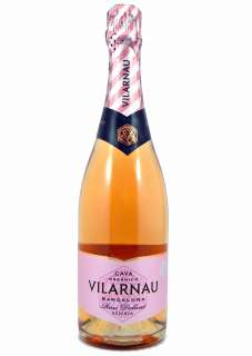 Wino białe Vilarnau Rose