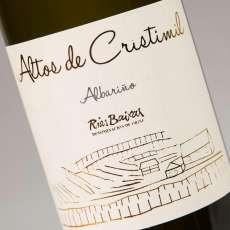 Wino czerwone Altos de Cristimil