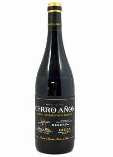 Wino czerwone Cerro Añón