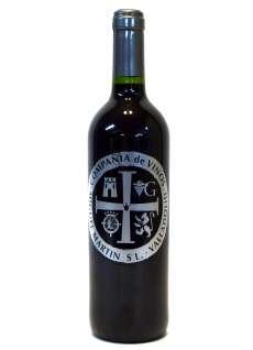 Wino czerwone Compañia de Vinos M. Martín Tinto  - 12 Uds.