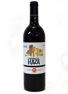 Wino czerwone Condado de Haza
