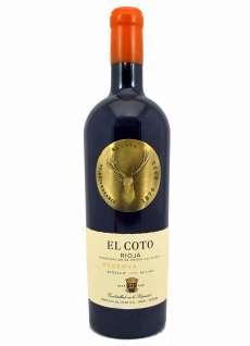 Wino czerwone El Coto  50 Aniversario