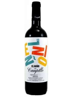 Wino czerwone El Niño de Campillo