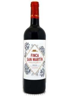 Wino czerwone Finca San Martín