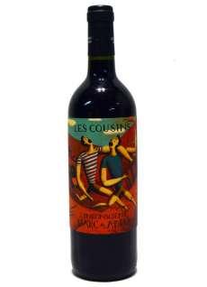 Wino czerwone Les Cousins L'Inconscient