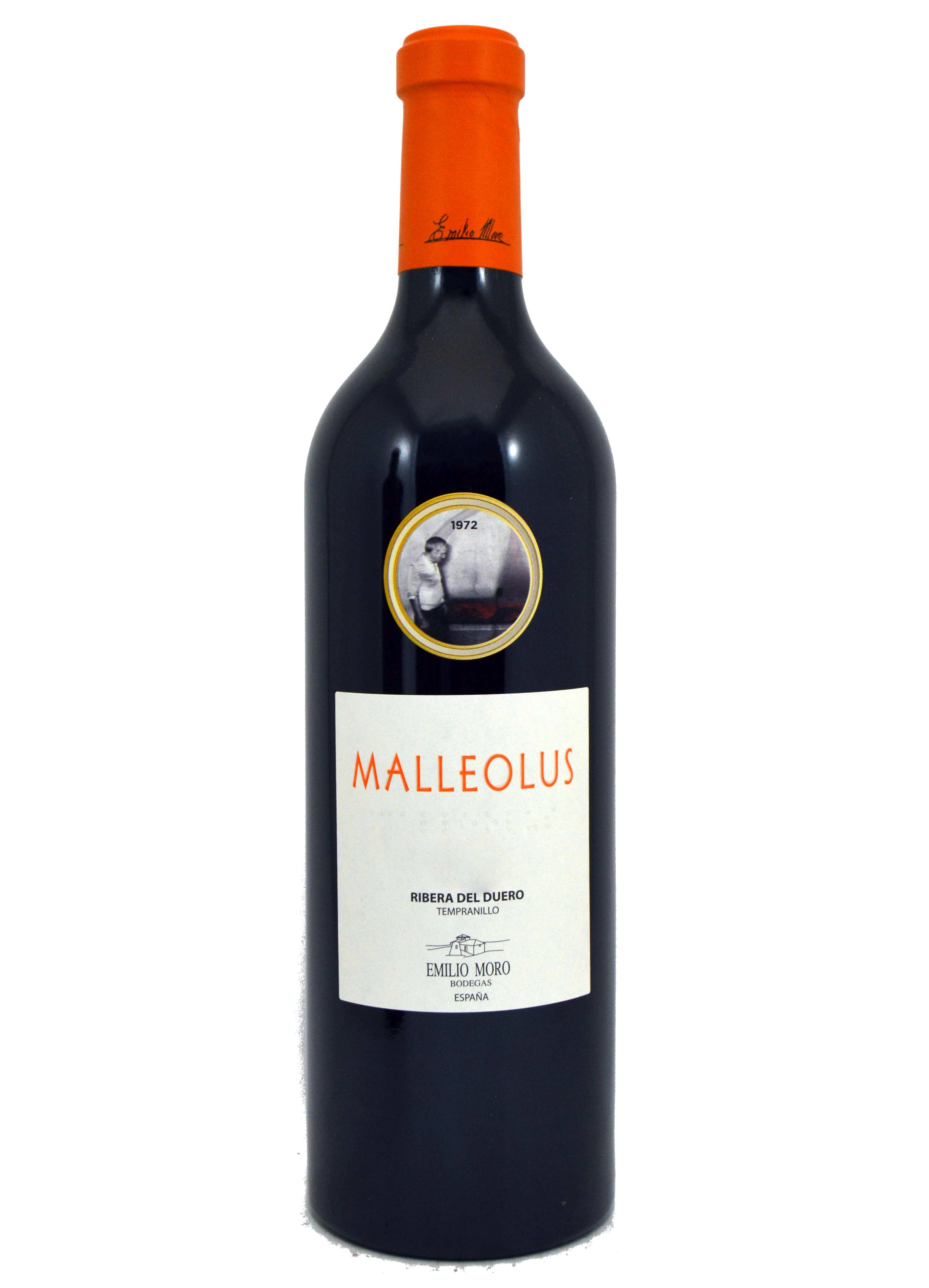 Wino czerwone Malleolus