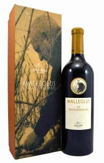 Wino czerwone Malleolus de Valderramiro