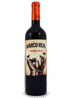 Wino czerwone Marco Real Organic Wine