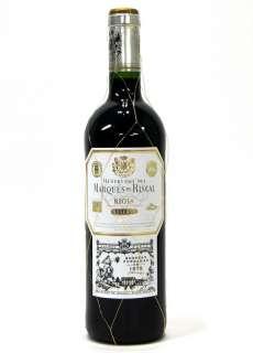 Wino czerwone Marqués de Riscal