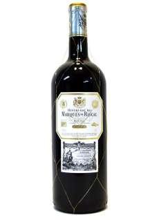 Wino czerwone Marqués de Riscal  (Magnum)