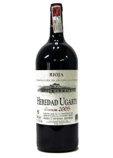 Wino czerwone Marqués de Vargas