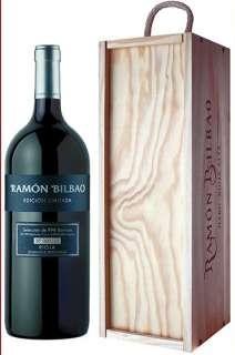 Wino czerwone Ramón Bilbao Edición Limitada (Magnum)