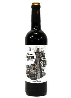 Wino czerwone Sanz La Capital