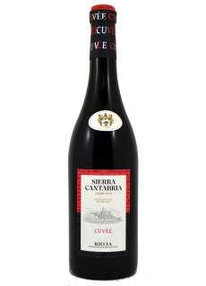 Wino czerwone Sierra Cantabria Cuvee Especial