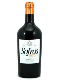 Wino czerwone Sofros P & M