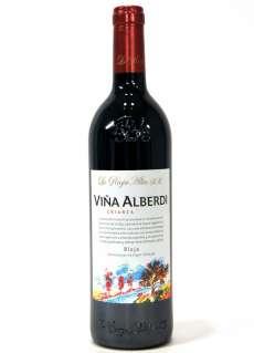 Wino czerwone Viña Alberdi