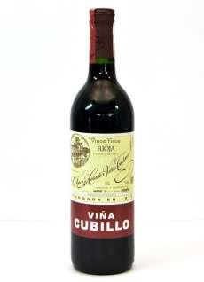 Wino czerwone Viña Cubillo