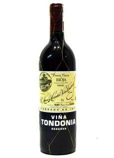 Wino czerwone Viña Tondonia