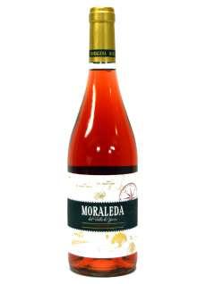 Wino różowe Moraleda Rosado