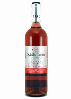 Wino różowe Ovidio García Rosado